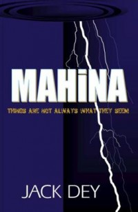 Mahina by Jack Dey - cover