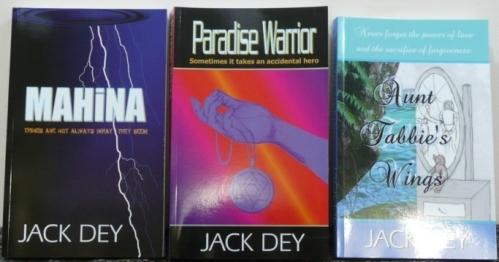 Jack Dey Books