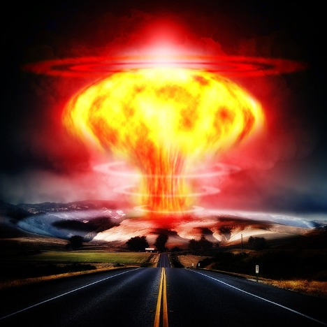 nuclear-explosion